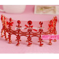beautiful alloy fashion crystal wedding tiara